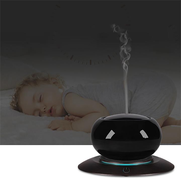 Máy khuếch tán phun sương tinh dầu Gốm Ceramic Luxury