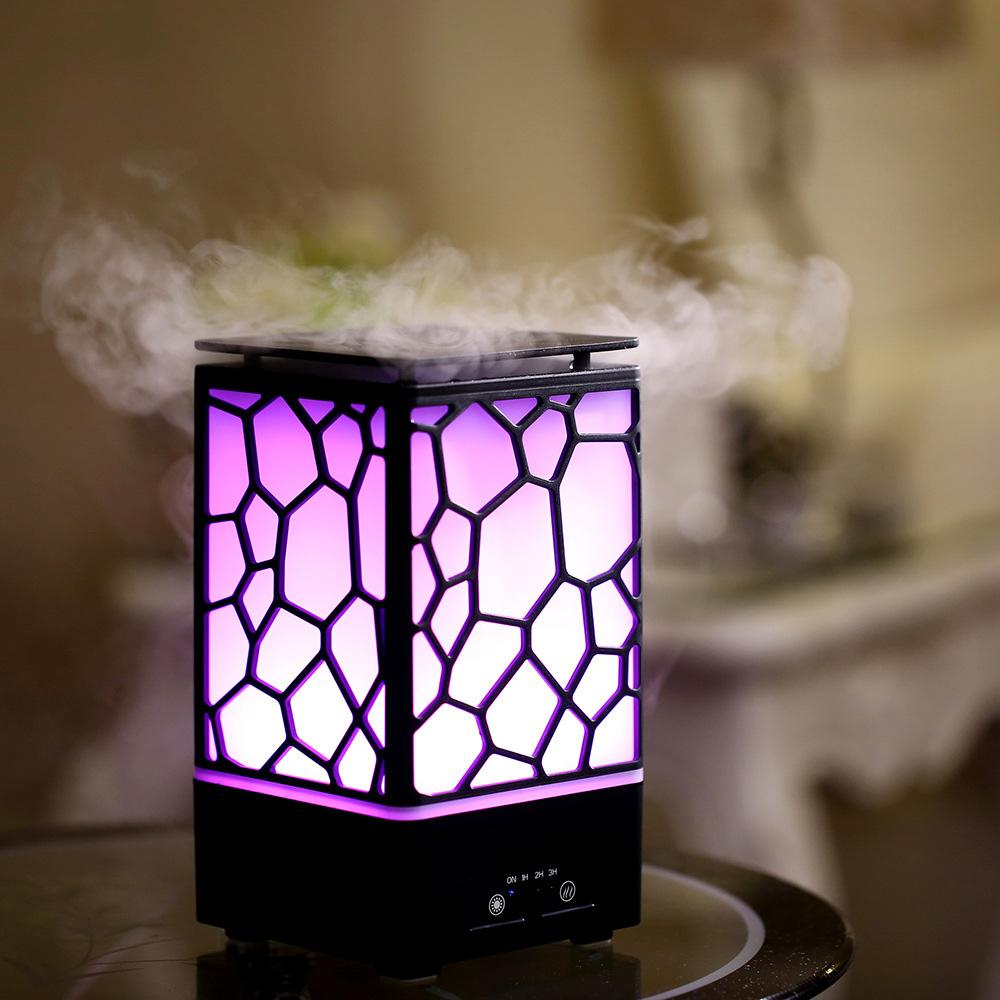 Máy khuếch tán tinh dầu hình hộp hương
